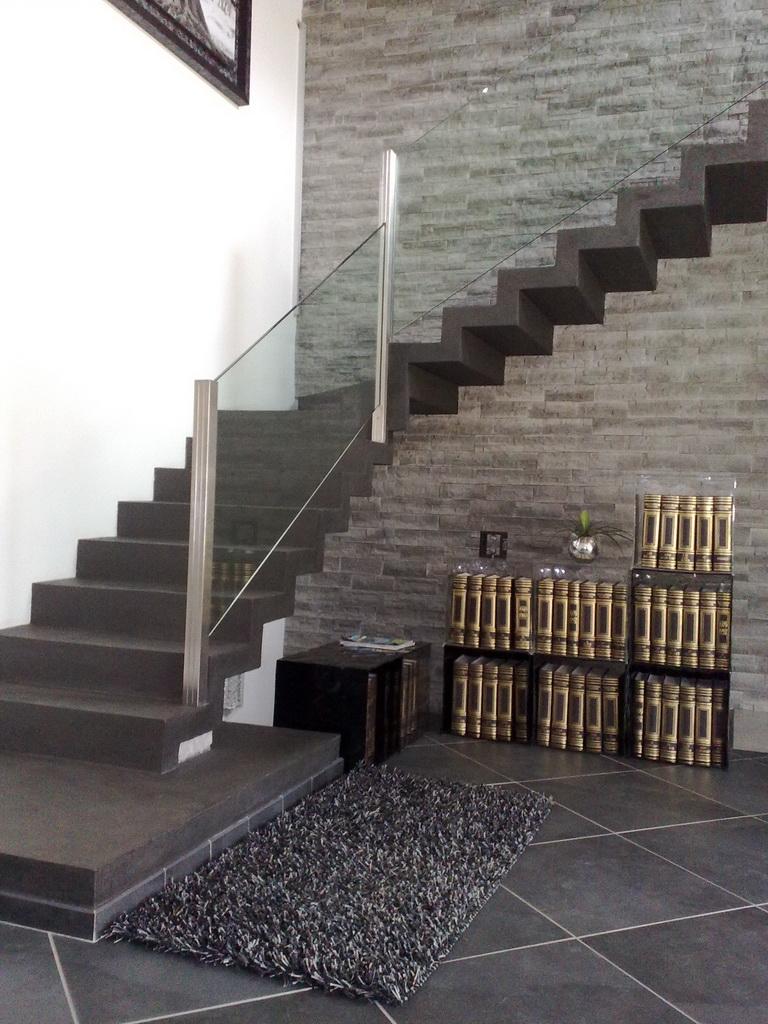 M l costruzioni scale for Scale interne in pietra